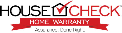 HouseCheck Home Warranty Logo