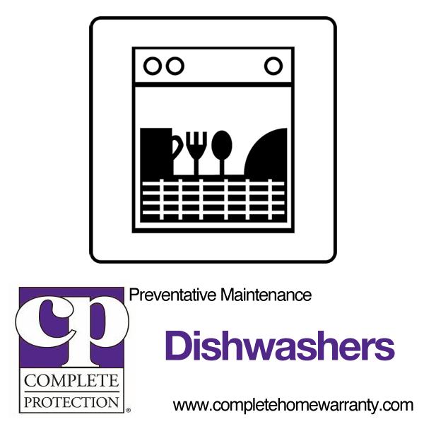 Preventative Maintenance for Dishwasher