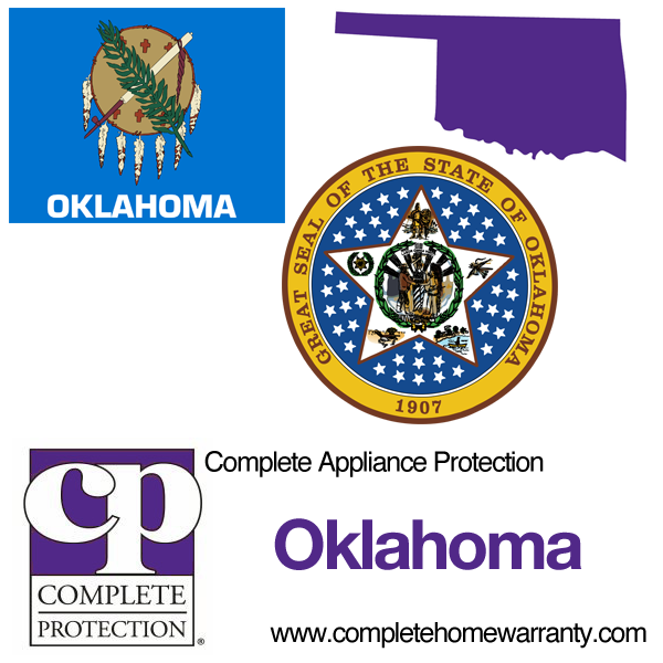 Top Rated Home Warranty Plans oklahoma home warranty - complete appliance protection