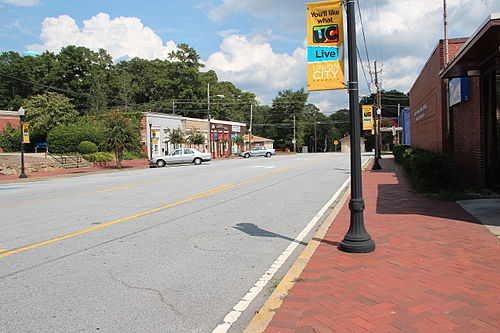 Downtown_Union_City,_Georgia