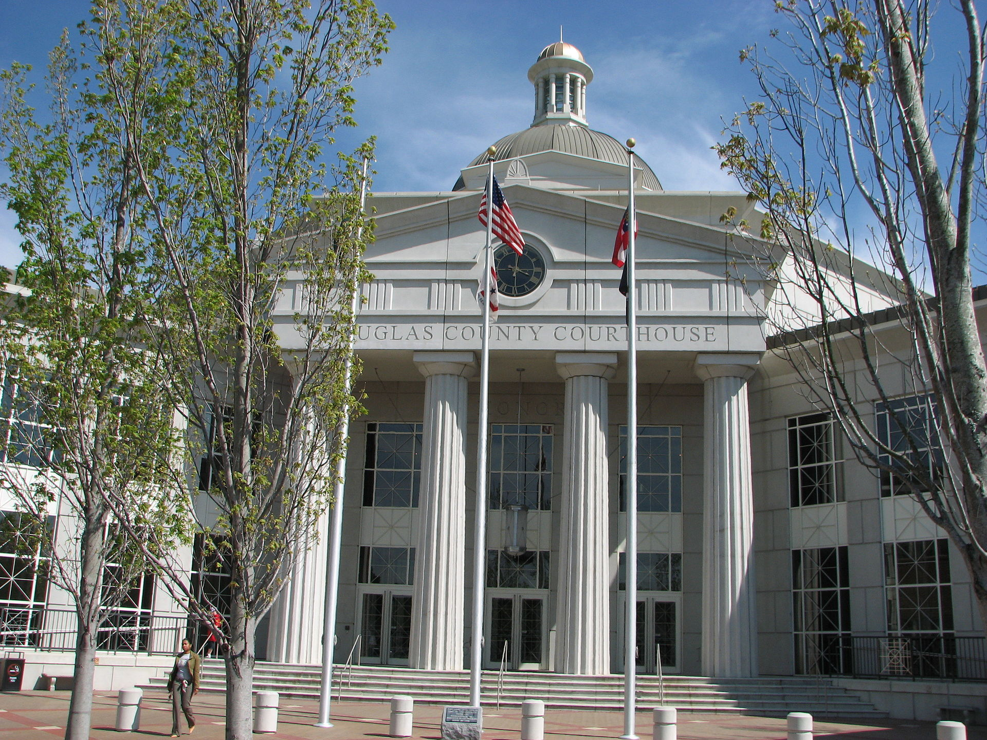 USA-Georgia-Douglasville_County_Courthouse