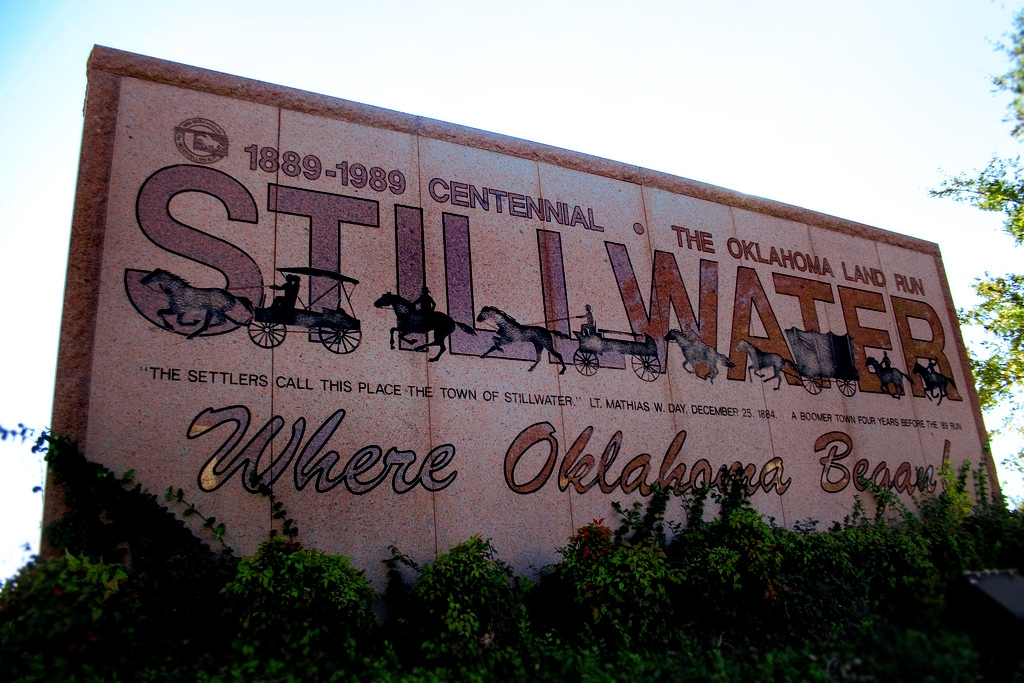 Stillwater_OK_Welcome_Sign