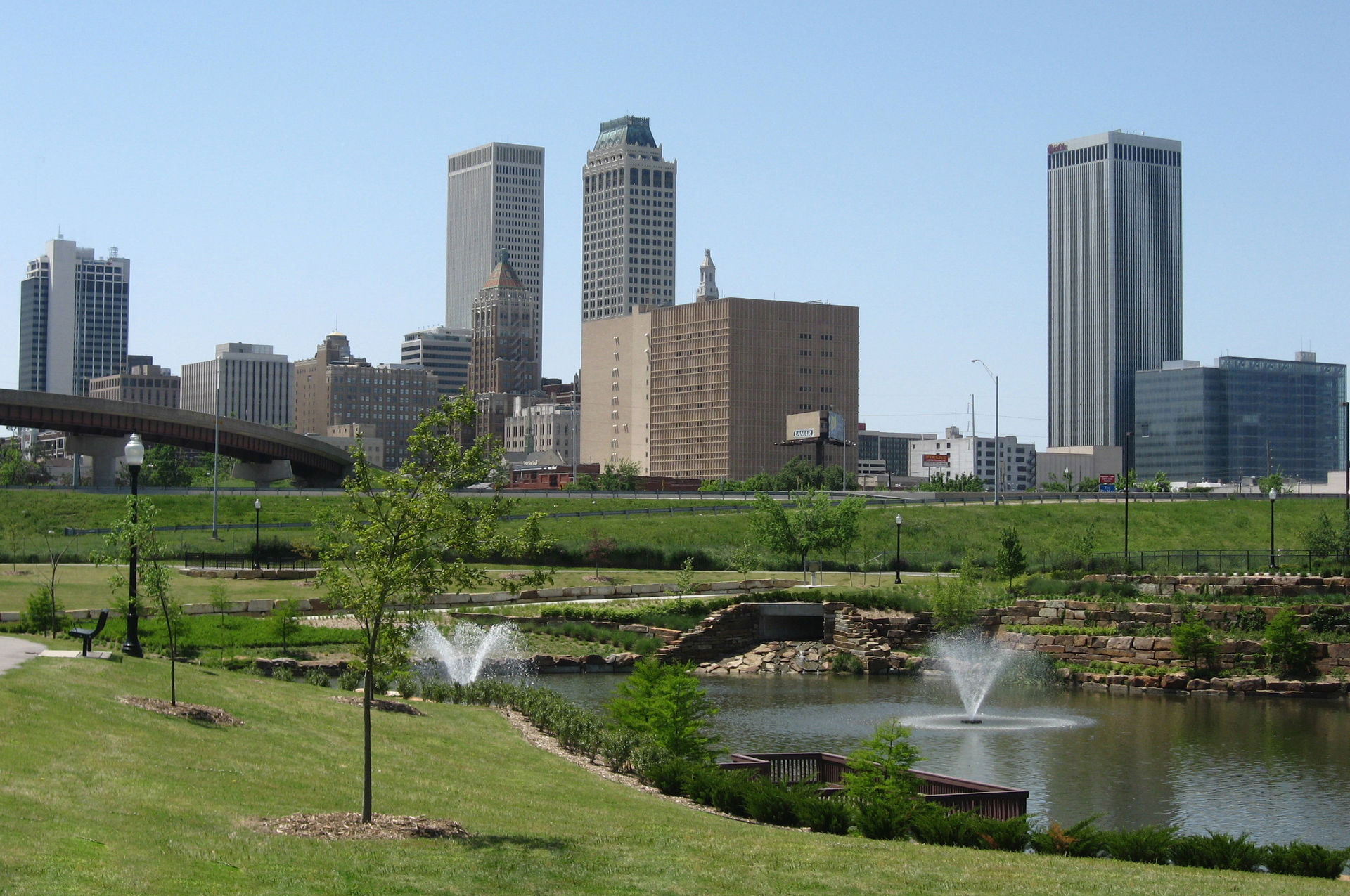 Tulsa_Skyline
