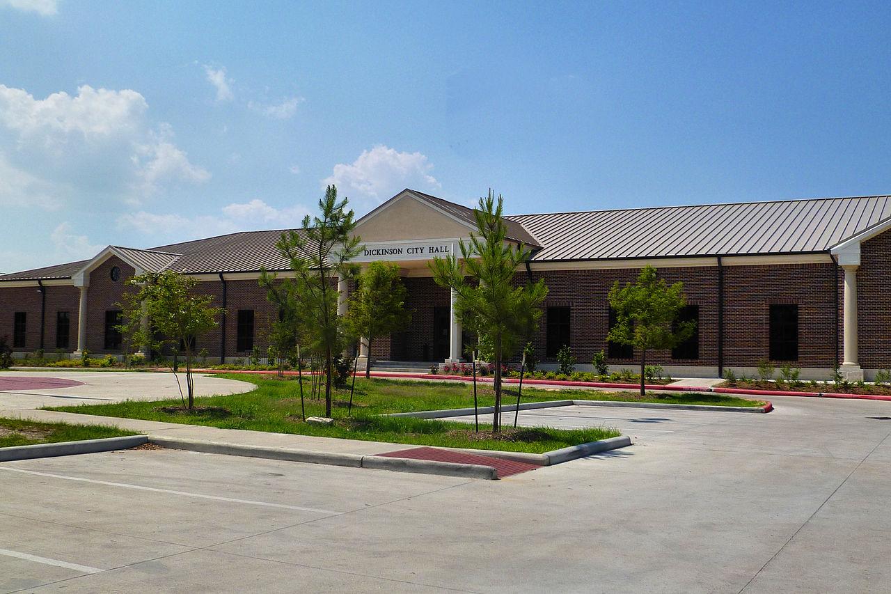 dickinson_texas_city_hall