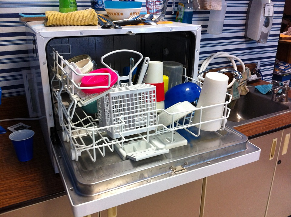 dishwasher efficiency