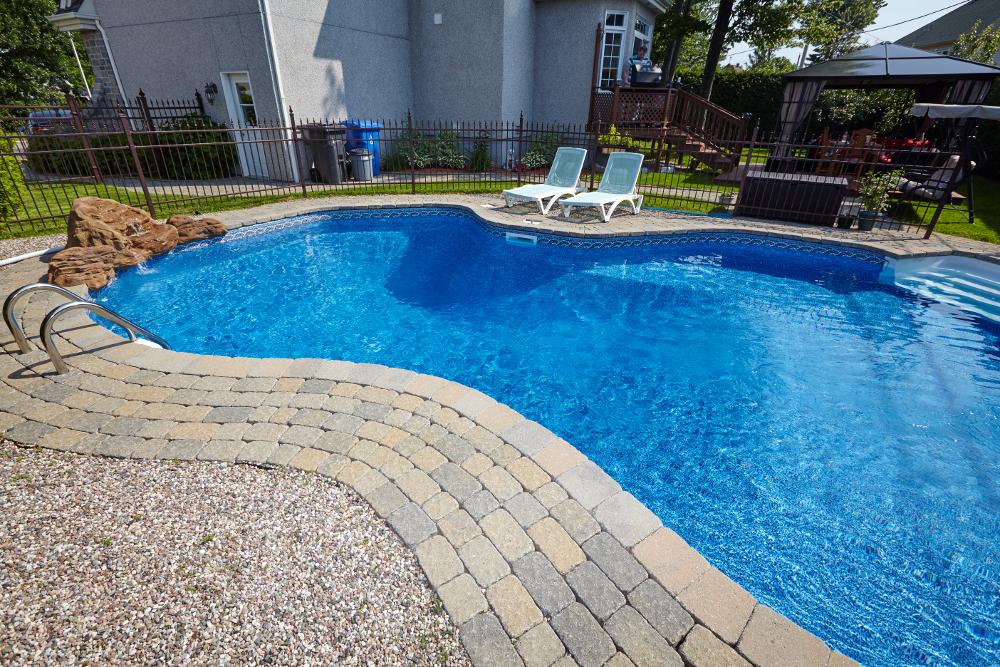 pool ready