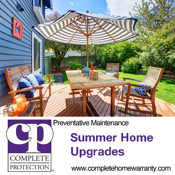 summer home upgrades