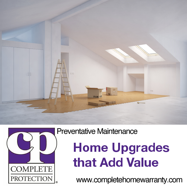 Home Upgrades That Add Value Complete Liance Protection